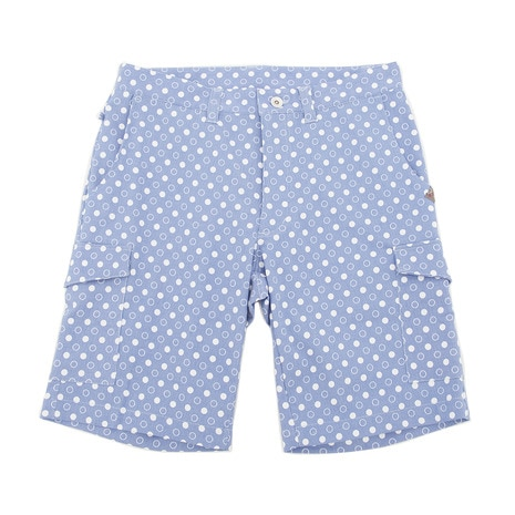 LOGO MONOGRAM SHORTS MC7S-CMSP NVY
