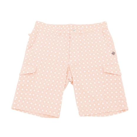 LOGO MONOGRAM SHORTS MC7S-CMSP PNK