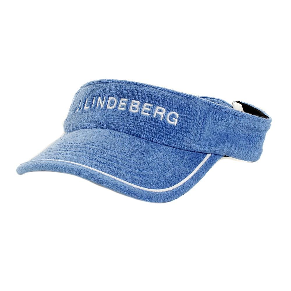 <ヴィクトリアゴルフ> パイルサンバイザー 083-55501-096 帽子画像
