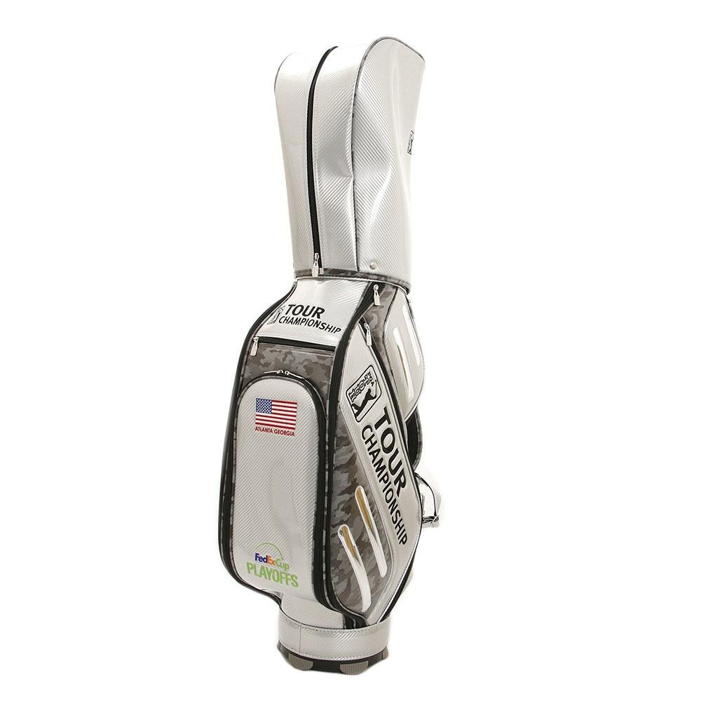 <ヴィクトリアゴルフ> USPGA キャディバッグ B 3063 SV CB-3063 92
