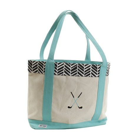 AL Golf Lovers Tote