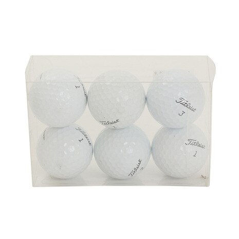 TITLEIST LOST BALL 6 TITLEIST LOST BALL 6PACK