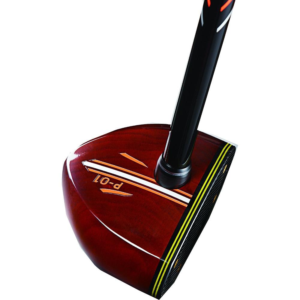 <ヴィクトリアゴルフ> パークゴルフ クラブ P−01 PG85G BK画像