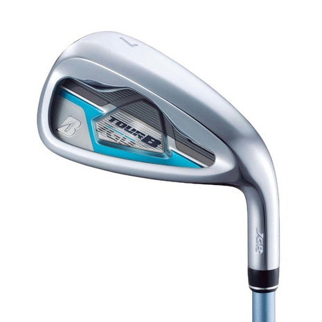 TOUR B JGR LADY BLUE アイアン 5本セット (7I~9I、PW、SW) AiR Speeder JGR for Iron