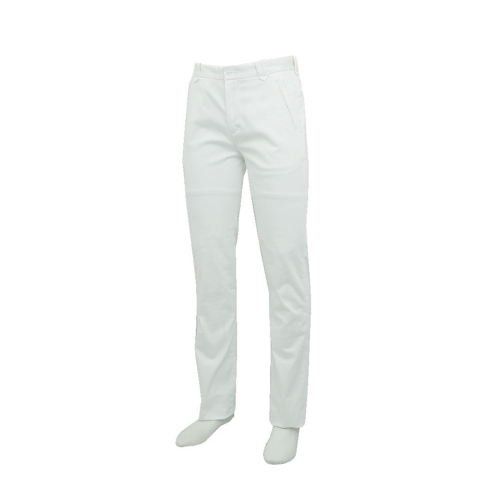 <ヴィクトリアゴルフ> 8 POCKET PANTS V121710-PN01-WHITE