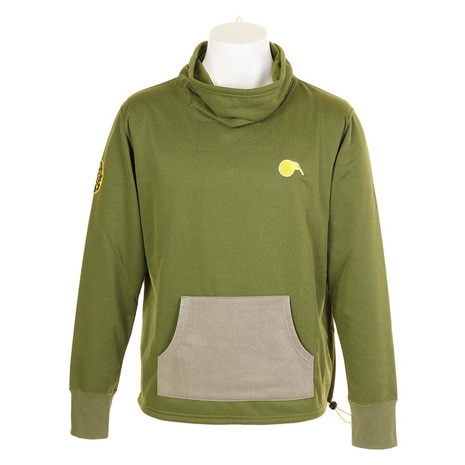 パーカー Thermo Fleece Pullover 93EK6LC01100M-C065