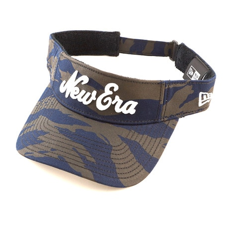 GOLF Sun Visor Tiger Stripe Camo 11404342 NVY 【17春夏】