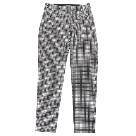 Stretch Jacquard Trouser 1368424-580