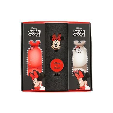 VOLVIK VIVID-Disney Minnie ゴルフボール6個入り