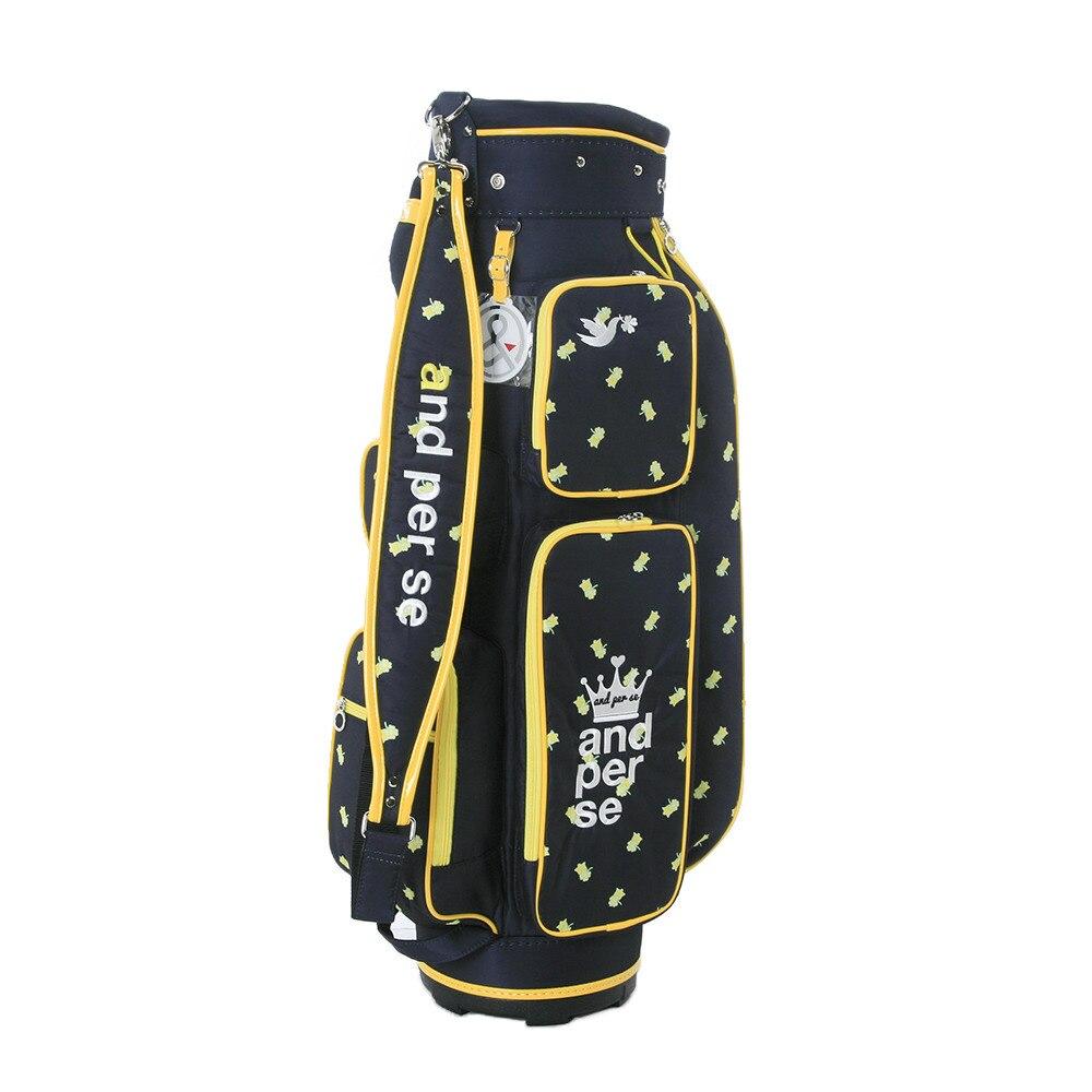 <ヴィクトリアゴルフ> キャディーバッグ 7007FA30 2017年モデル画像