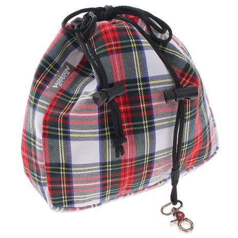 NEO TRADITIONAL IRON COVER TARTAN CHECK ICN-013