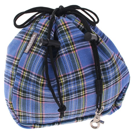 NEO TRADITIONAL IRON COVER TARTAN CHECK ICN-015