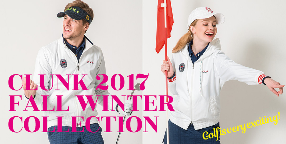 CLUNK 2017 FALL WINTER COLLECTION